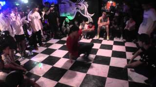 鈴蘭crew vs Takadanobaba Original Artform BEST8 / WAAPS BATTLE vol.2 BOTY 前日SP