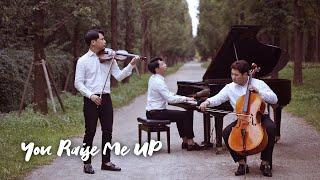 You Raise Me Up🙏 We will pray for U💜 (Violin,Cello&Piano)