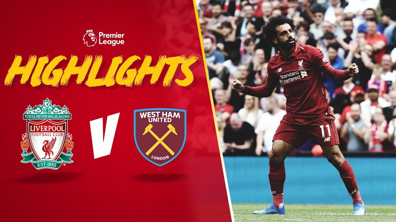 Highlights: Liverpool 4-0 West Ham United | Mane at the double