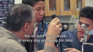 Our Biotech Future: Synthetic Biology at Lincoln High