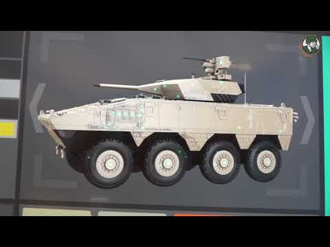 Kongsberg Logistics Module HUMS for Qatari Army 8x8 VBCI Fleet