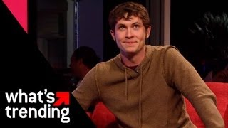 Toby Turner Freestyles in Pajamas at YouTube Space LA