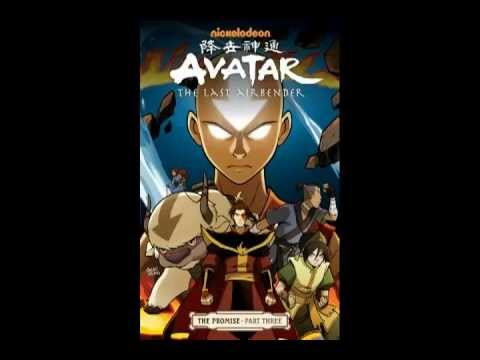 Avatar The Promise - The aftermath of The Last Airbender