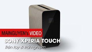 Trên tay và trải nghiệm Xperia Touch: Liên Quân Mobile? Chuyện nhỏ - www.mainguyen.vn