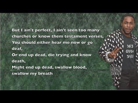 Kendrick Lamar - The Heart Pt. 2 - Lyrics