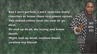 Kendrick Lamar The Heart Pt. 2 - Lyrics.mp3