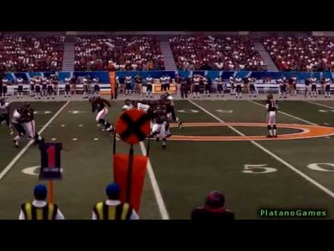 NFL 2014 Week 12 - Tampa Bay Buccaneers vs Chicago Bears - 1st Half - Madden NFL 25 PS4 - HD