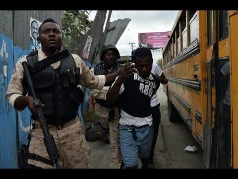 Allo La Police - Assassinat de plusieurs policiers, la PNH passe a l'action - BANDITS EMBA KOD !