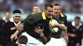 Stefan Terblanche - Fantastic Finisher