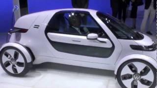 Audi Urban Concept Videos