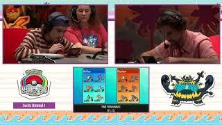 Pokemon World Championships 2017 VGC - Wolfe Glick vs Estephan Valdebenito