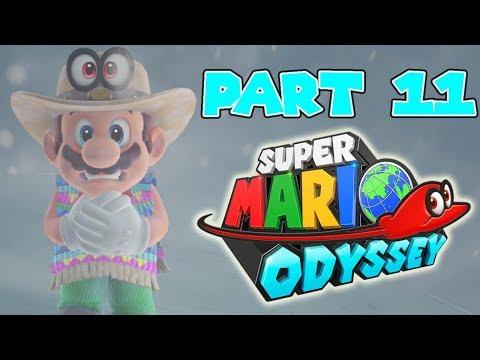 Snow Kingdom || Super Mario Odyssey (Part 11) - GCD200
