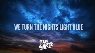 TIM GARTZ FEAT GUSTAV BJULE & STEVE BONE - Nights Light Blue