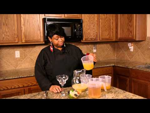 Recipe for Non-Alcoholic Caribbean Punch : Punch & Fruity Drinks
