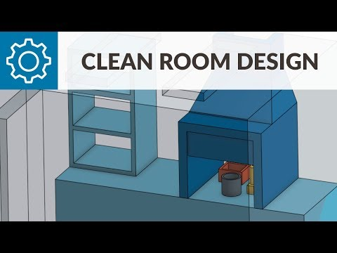 Webinar | Cleanroom Design Simulation with SimScale