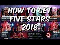 Download Lagu How To Get Five Star Champions 2018 - Five Star Shard Farming Guide - Marvel Contest Of Champions.mp3