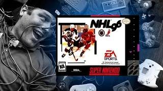 NHL 96 - Super Nintendo (SNES) - Episode 5 - Retro Sports Gamer