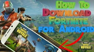 How to Download Fortnite on Android (no human verification!)
