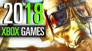 Die besten Xbox-Spiele 2018 | Spiele Highlights des Jahres