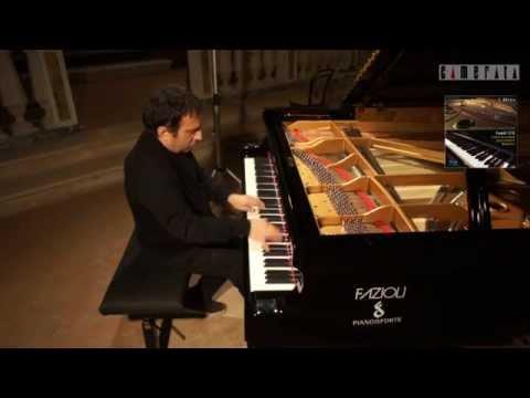 Costantino Catena / Debussy : Clair de lune