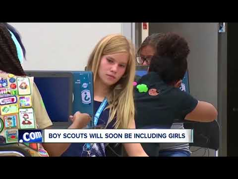BSA to welcome girls into Cub Scout Program