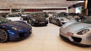 Porsche models review (Urdu)