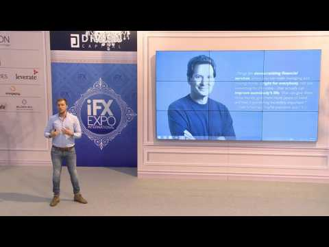 DAY 2 - THE FINTECH STORY - HOW MOBILE IS TRANSFORMING THE FINANCE INDUSTRY [ KEYNOTE ]