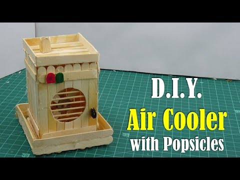 DIY: Air Cooler