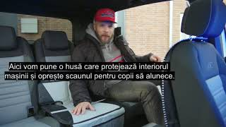 Sidney explica - Pregatirea masinii de drum