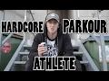 Being a Hardcore Parkour Athlete | Parody