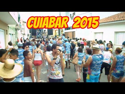 Carnaval de Nazaré Paulista 2015 - Bloco Cuiabar