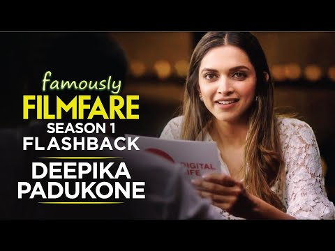 Deepika Padukones Most Candid Interview| Deepika Padukone Interview | Famously Filmfare | Flashback
