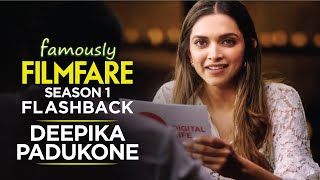 Deepika Padukone's Most Candid Interview| Deepika Padukone Interview | Famously Filmfare | Flashback