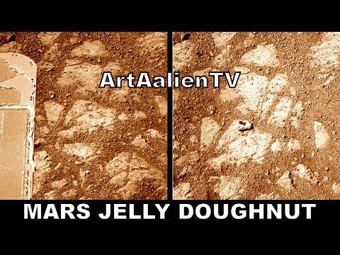 "Mars Pinnacle Island ""Jelly Doughnut"" NASA Opportunity Lawsuit Fiasco. ArtAlienTV - 720p"