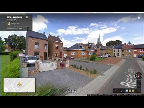 Google Maps: Belgium