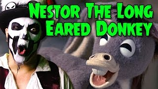 Nestor The Long Eared Donkey - ⛧Count Jackula's War on Christmas⛧