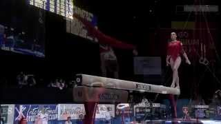 World artistic gymnastics championships Nanning 2014. Promo
