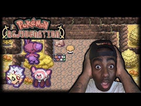 Pokemon Rejuvenation V12 Part 4- Melia has ALL the SHINIES!!!!!!