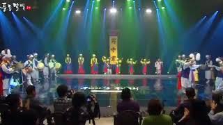 정근효 MBC 우리가락우리문화 소고놀음