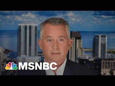 David Jolly's Advice To Matt Gaetz: 'Shut Up, Hire A Lawyer, And Resign' | Deadline | MSNBC