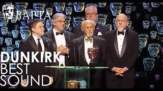 Dunkirk wins Sound award   EE BAFTA Film Awards 2018
