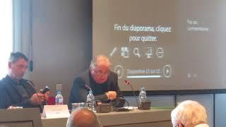 Conclusion colloque France Espagne Bétail 2018