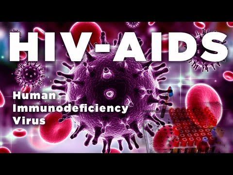 Human immunodeficiency virus (HIV) - Simply defined in 30 seconds