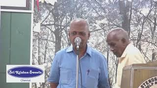 Humour Club TNagar | Sirippu Varudhu Sirippu Varudhu l Chennai Sri Krishna Sweets  l 19th May, 2019
