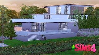 The Sims 4 | Speed Build | Modern House (Casa Moderna)