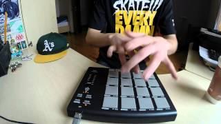 Video Beatcase - Falling Over (Akai MPD18 Live) download MP3, 3GP, MP4, WEBM, AVI, FLV Juni 2018