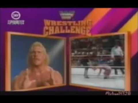 Undertaker vs Chris Hahn