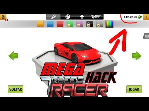 Traffic Racer Mega Hack Dinheiro Infinito Youtube