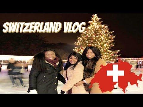 WEEKEND IN SWITZERLAND VLOG