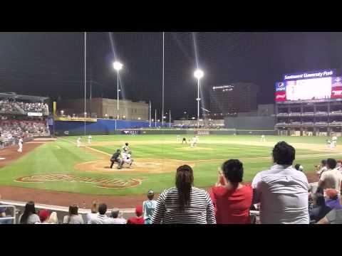 El Paso Chihuahuas Grand Slam to End Game